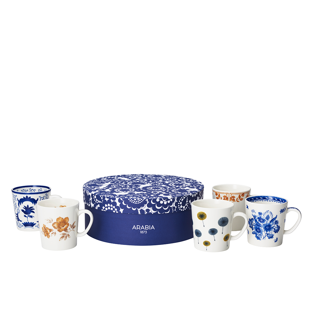 sc 1 st  Arabia & Arabia - Finland 100 mugs
